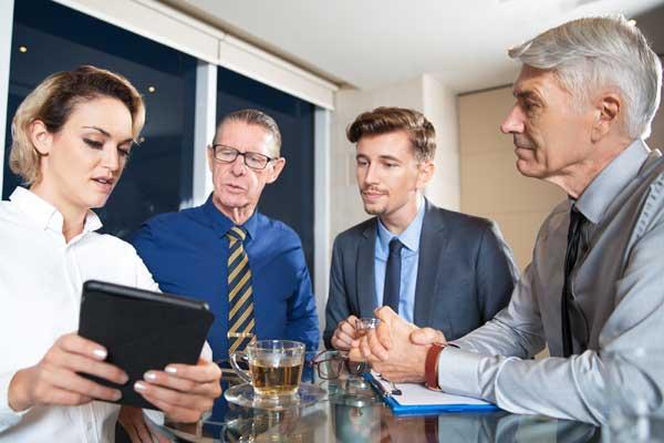 coaching ejecutivo grupos