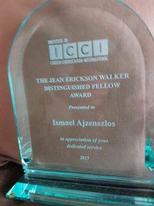 Ismael Ajzenszlos - Fellow Award