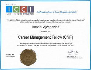 Ismael Ajzenszlos - Career Managment Fellow